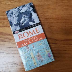 pocket map for rome