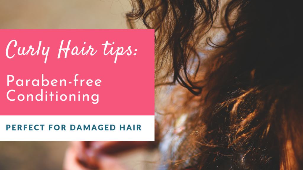 Here I share my tips for frizzy hair and show you the problems of regrowth and frizz on older hair. You'll hear about my 3 favorite conditionsers, all of which are paraben-free and non-toxic, to give your curls a natural boost of goodness - www.themamadaze.com