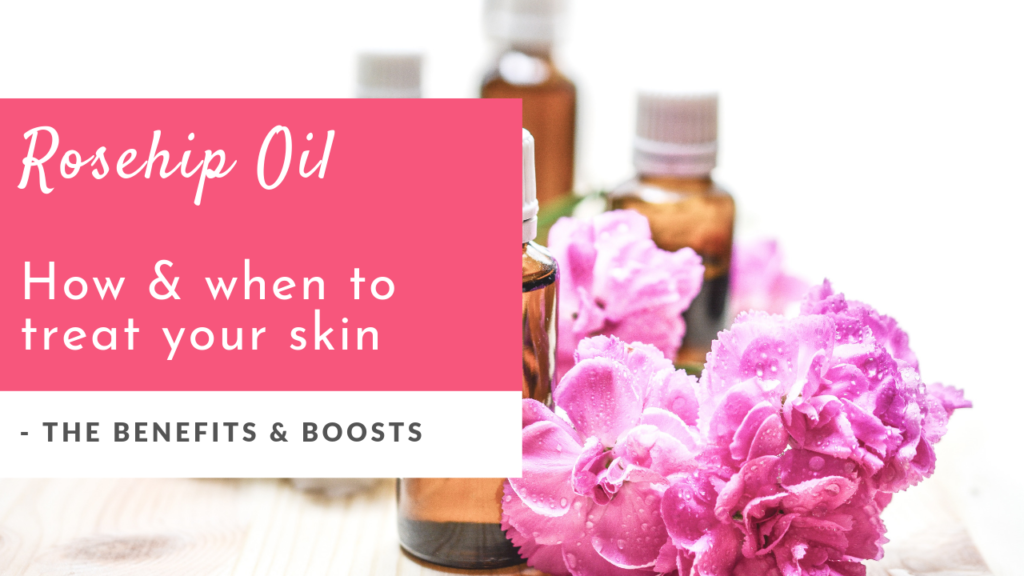 Learn all about the benefits and essential qualities of rosehip oil, and how you can use it as part of your natural skincare routine to fight wrinkles - www.themamadaze.com