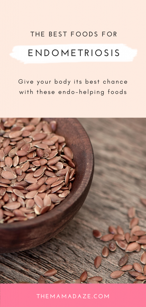 foods to help with endometriosis - the mama daze